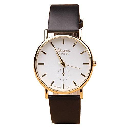 New Fashion Leather Strap New Fashion Leather Strap Geneva Watches Women Dress Watches Quartz Wristwatch Watches