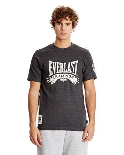 Everlast T-Shirt Manica Corta Corta [Nero]