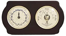 Tide Clock Barometer and Thermometer