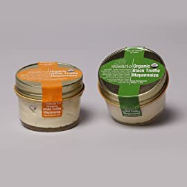 da Rosario Truffle Mayonnaise Set of 2 Jars