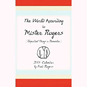 The World According to Mister Rogers Audiobook