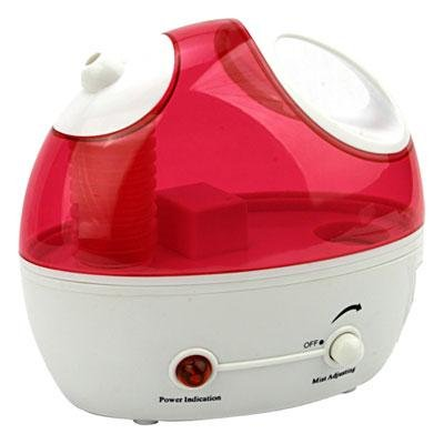 Cheap 1.4L Humidifier pink&white (MF-3K037)