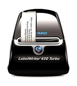 Dymo LabelWriter 450 Turbo Imprimante d'étiquettes USB