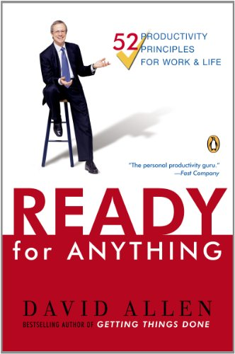 Allen, David - Ready for Anything