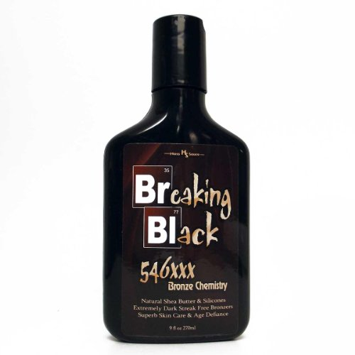 Hoss Sauce BREAKING BLACK 5466XXX Bronzer - 9 oz.