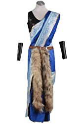 Final Fantasy XIII Cosplay Costume -Fang XX-Small