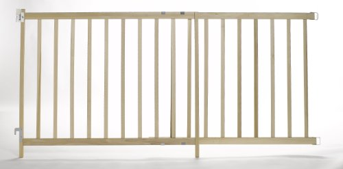 GMI GuardMaster III Tall Super Wide Swing Gate