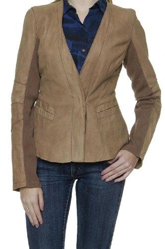 tomaso-stefanelli-blousons-veste-en-cuir-blazer-assisi-femme-couleur-brun-taille-36