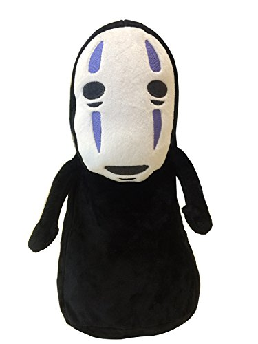 Wildforlife Anime Spirited Away No Face Man 12-inch Stuffed Toy Doll