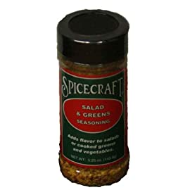 Spicecraft Salad and Greens Seasoning
