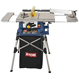 Factory Reconditioned Ryobi Zrbts16 10 In Portable Table Saw W Quickstand Power Table Saws