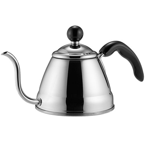 Fino Pour Over Coffee and Tea Kettle, 4 1/4-Cup (Kettle Spout compare prices)