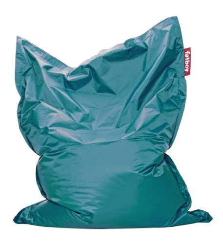 FATBOY The Original oversized beanbag in turquoise