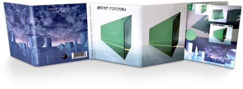 CD : EDDIE JOBSON - Green Album / Theme Of Secrets (3 Discos)