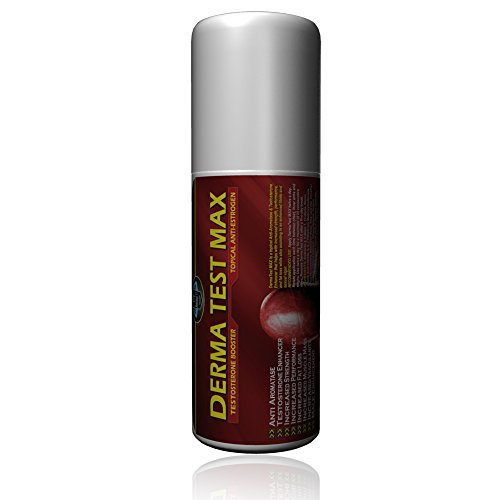 DermaTEST-Max-BOGO-Roll-On-Anti-Estrogen-Aromatase-Inhibitor-2-Cycles-in-1-Bottle-Lean-Hard-Dry-Muscle-LOW-T-Libido-Testosterone-Booster-Alpha-Male-Fast-Acting-SAFE-to-use-35oz
