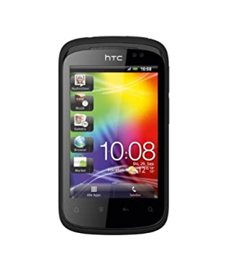 HTC Explorer A310E (Metallic Black)