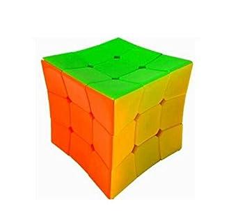original rubik 39 s cube new tough tiles faster action cube. Black Bedroom Furniture Sets. Home Design Ideas
