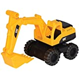 CAT Construction Crew Excavator Vehicle Playset