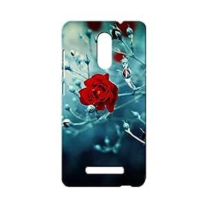 BLUEDIO Designer 3D Printed Back case cover for Xiaomi Redmi Note 3 / Redmi Note3 - G5988