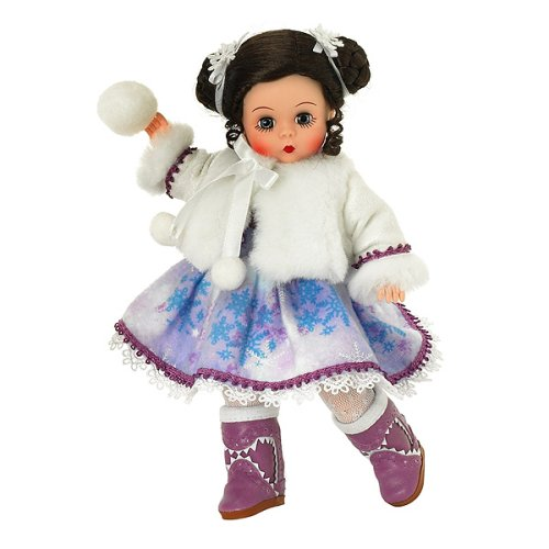 Buy Madame Alexander 8 Inch Holiday Collection Doll – Snowball Fun