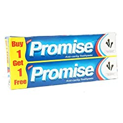 Dabur Promise Anti-Cavity Toothpaste 170gmX2