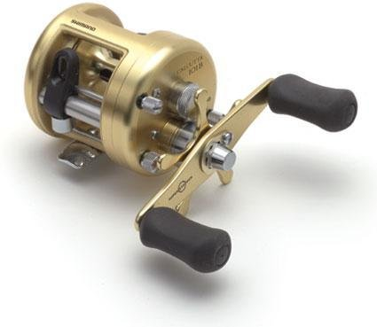 Calcutta 101B LH Baitcasting Reel
