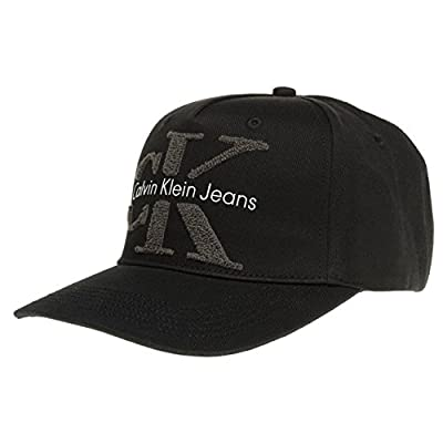 Calvin Klein Jeans Re-Issue Baseball Black
