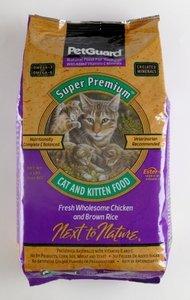 PetGuard Premium Chicken Dry Cat Food, 8-Pounds (Petguard Dry Cat Food compare prices)