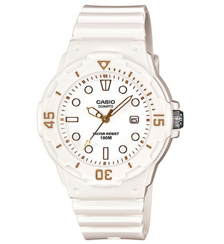 Casio Collection Ladies Multifunction Watch White LRW-200H-7E2VEF