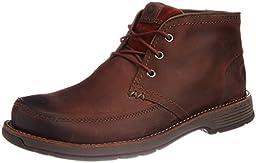Merrell Men\'s Realm Chukka Boot,Cinnamon,11.5 M US