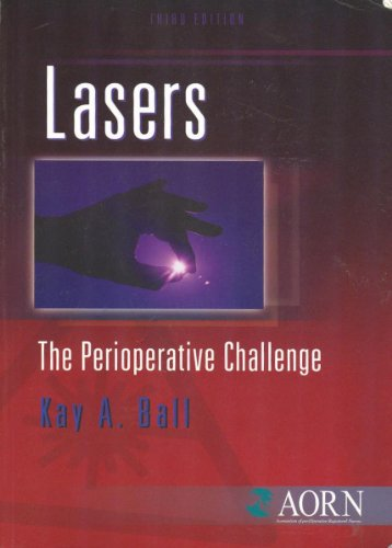 Lasers- The Perioperative Challenge