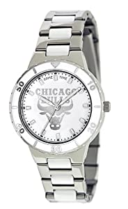 Game Time Ladies NBA-PEA-CHI Chicago Bulls Watch by Game Time