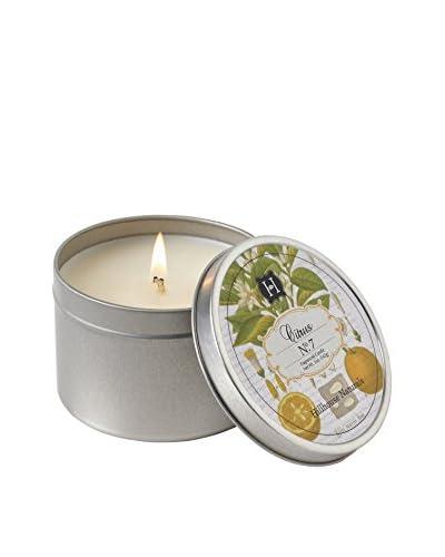Hillhouse Naturals 5-Oz. Citrus No.7 Candle Tin