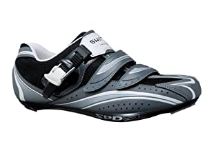 Shimano SH-R087 Road Bike Shoes - Men's Grey 42