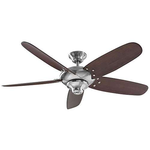 Altura 56 in. Brushed Nickel Ceiling Fan