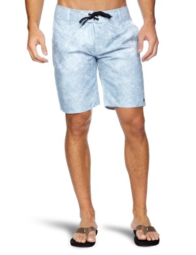 Quiksilver Melt Amphibian 19 Men's Swim Shorts Slate Large