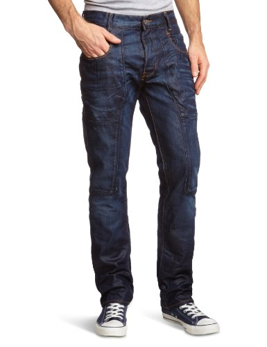 G-star Raw Ran Rad Tapered Men's Jeans Dark Aged W28INxL30IN