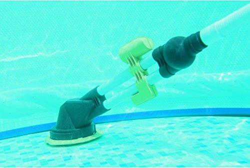 Pulitore automatico bestway brevettato per piscine fuori for Pulitore piscina bestway