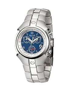 Sector Urban R3273695535 - Reloj de caballero de cuarzo, correa de aluminio color varios colores