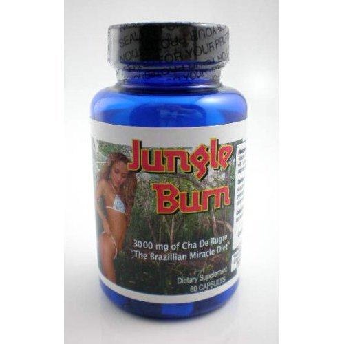 JUNGLE BURN - 60 CAPS