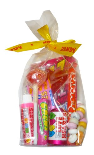 Girls Sweets Party Bag