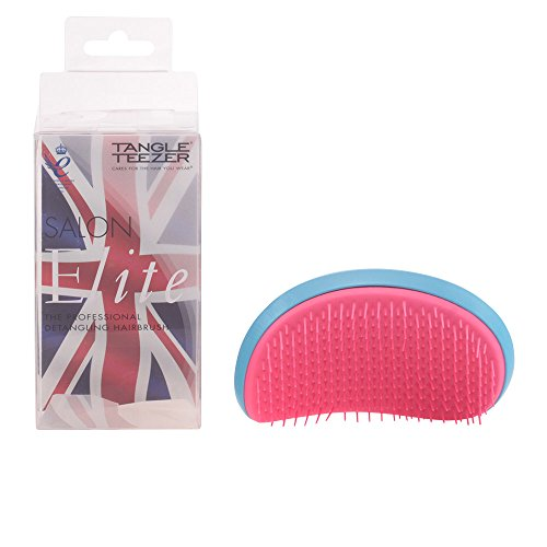 Tangle Teezer, Spazzola districante Salon Elite, colore: Blu