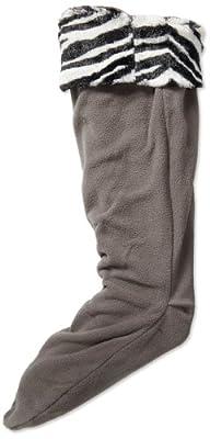 Betsey Johnson Women's Fur Cuff Knee…