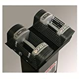 PowerBlock 3-24 lb. SportsBlock Dumbbell Set