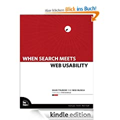 When Search Meets Web Usability (Voices That Matter)