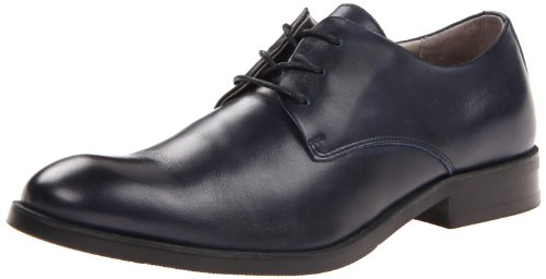 Calvin Klein Men's Cade Oxford,Dark Navy,11.5 M US
