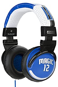 Skullcandy SGHEBZ-16 Dwight Howard Hesh DJ Headphone (NBA Magic Colors) (Discontinued... by Skullcandy