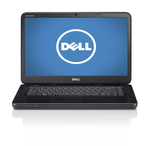 "Dell Inspiron 15 15.6"" Laptop, AMD Dual-Core E-450 1.65GHz, 4GB, 320GB, AMD Radeon HD 6320 Graphics, Dual Layer DVD+/-R Drive,Webcam, Windows 7 Home Premium 64-bit"