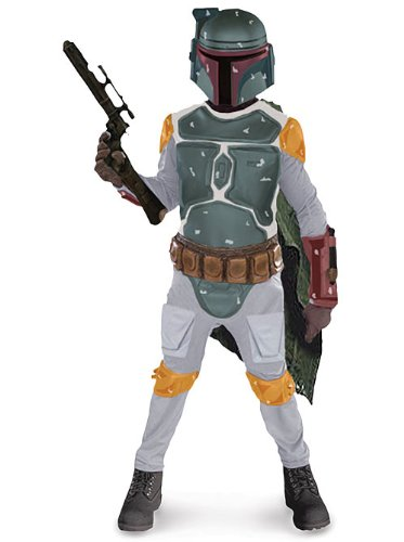 Star Wars Boba Fett Child Costume Star Wars Kids