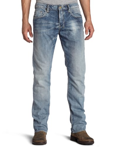 Buffalo by David Bitton  Men's Six Dust Wash Jean